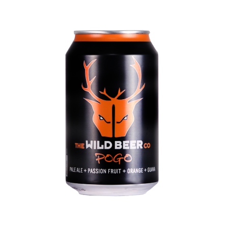Wild Beer Co Pogo