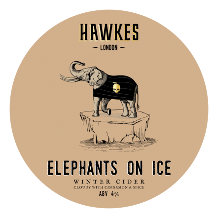 Hawkes Elephants on Ice