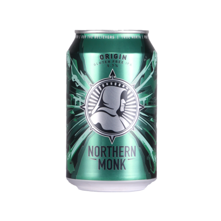 Northern Monk Origin IPA (Gluten Free)
