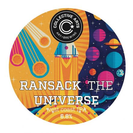 Collective Arts Ransack the Universe
