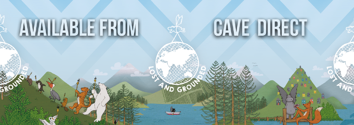 Lost & Grounded banner