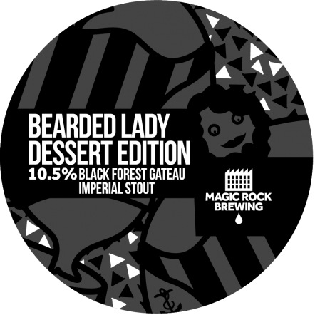 Magic Rock Bearded Lady Dessert Edition