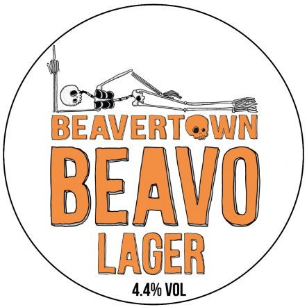 Beavertown Beavertown Beavo Pils Out of Date 31.10.19
