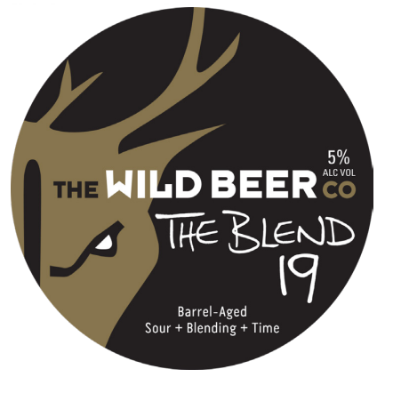 Wild Beer Co The Blend 2019 (BBE 17.7.20)