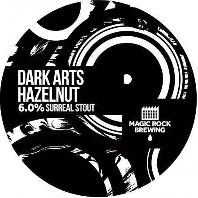 Magic Rock Dark Arts Hazelnut