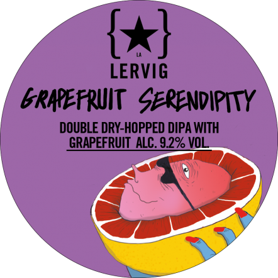 Lervig Grapefruit Serendipity