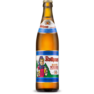 Rothaus Hefe Weizen - Alcohol free
