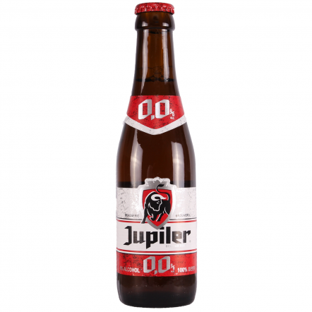 Jupiler Pils - Alcohol Free