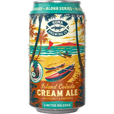 Kona Brewing Co Island Colada