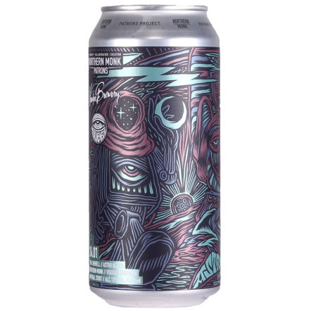 Northern Monk Astro Black 24.01 // Voodoo // Tom J Newell // 12% Imperial Stout