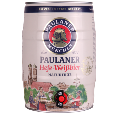 Paulaner Hefe Weizen
