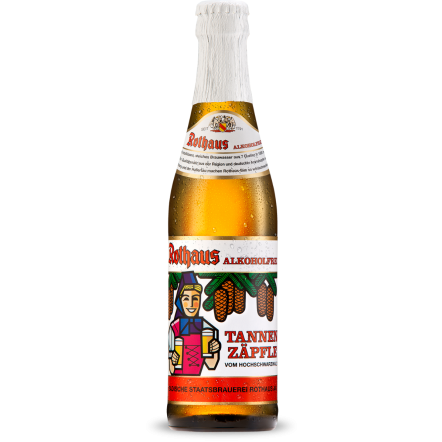 Rothaus Tannenzapfle Alcohol-free Pils