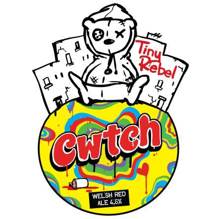 Tiny Rebel Cwtch CASK (BBE 2.6.20)