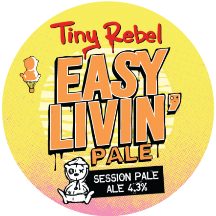 Tiny Rebel Easy Livin