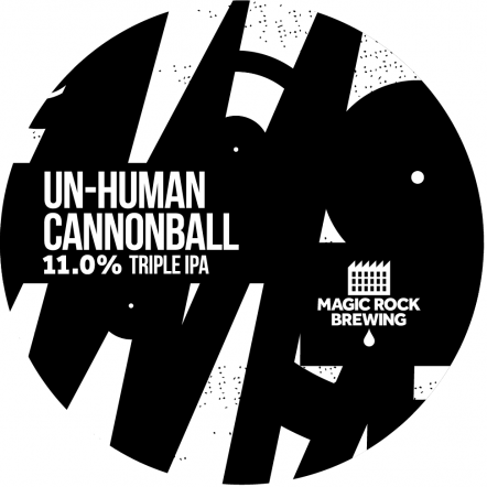 Magic Rock Un Human Cannonball