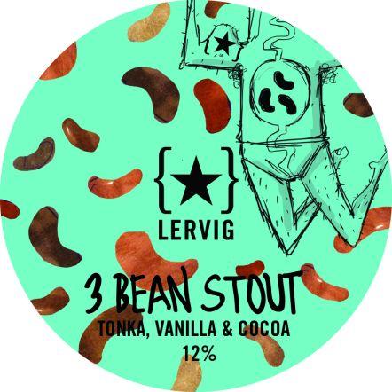 Lervig 3 Bean Stout