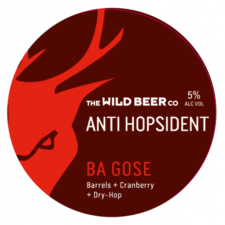 Wild Beer Co Anti Hopsident