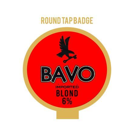 Huyghe Bavo Blond Tap Badge