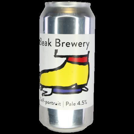 Beak Brewery Self Portrait