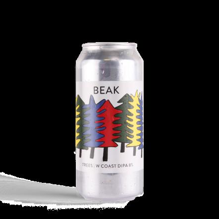 Beak Brewery Trees