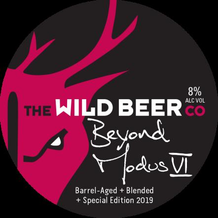 Wild Beer Co Beyond Modus VI