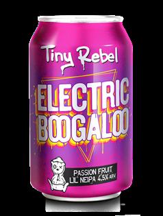 Tiny Rebel Electric Boogaloo