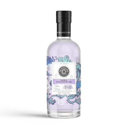 Collective Arts Blackthorn & Plum Gin
