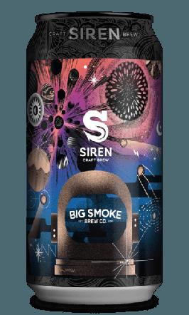 Siren Cosmic Collider