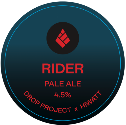 Drop Project Rider