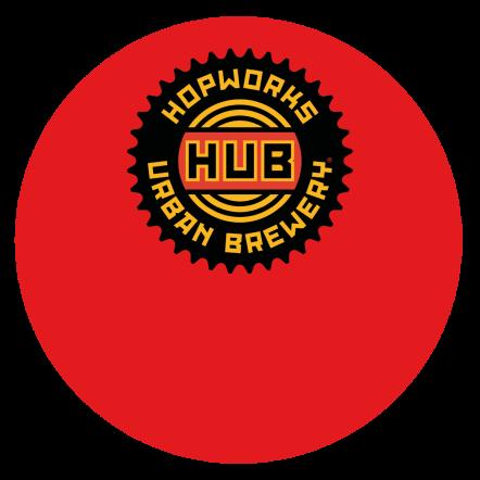 Hopworks Golden Hammer Organic lager