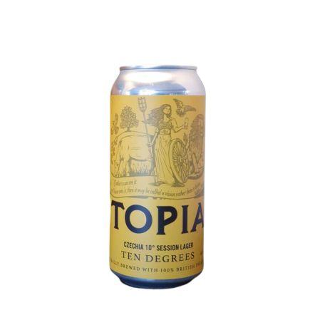 Utopian Czechia 10 degree style Lager