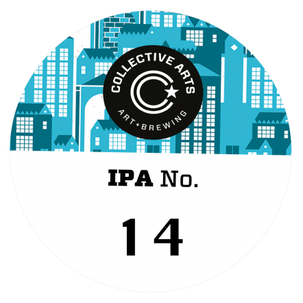 Collective Arts IPA 14