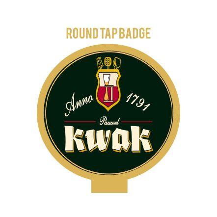 Bosteels Kwak Tap Badge
