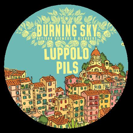 Burning Sky Luppolo Pils