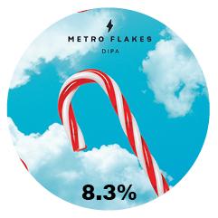 Garage Metro Flakes