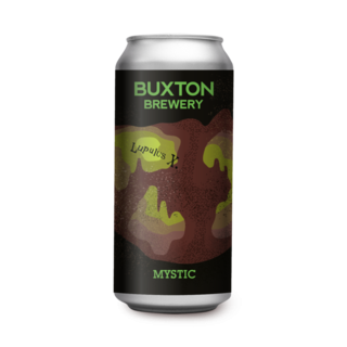 Buxton Lupulus X Mystic IPA