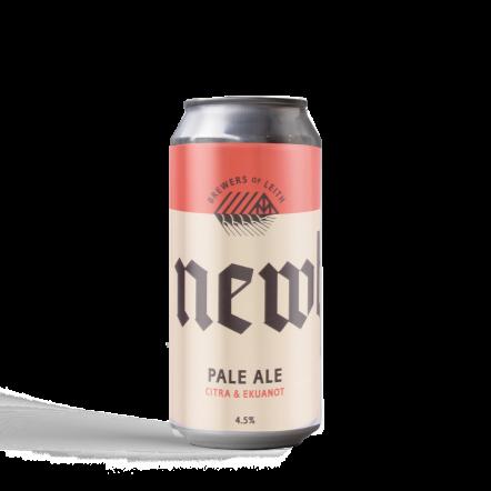 Newbarns Brewery Pale Ale Citra & Ekuanot
