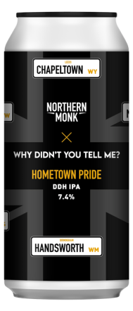 Northern Monk Black History Month - Hometown Pride (x Why Didn't You Tell Me?)