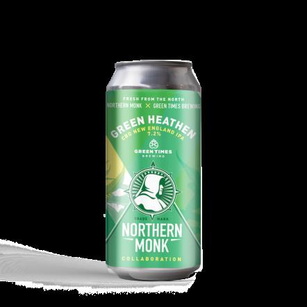 Northern Monk Green Heathen 2021