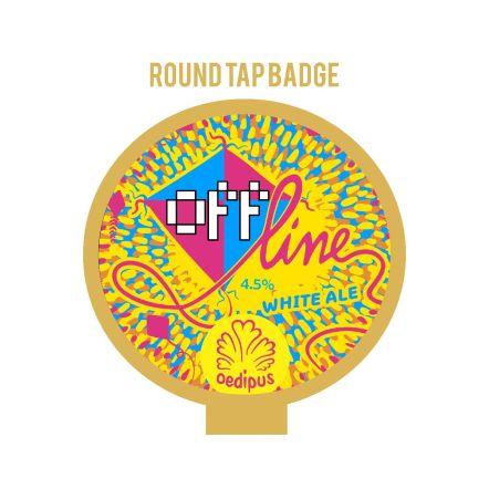 Oedipus Offline Tap badge