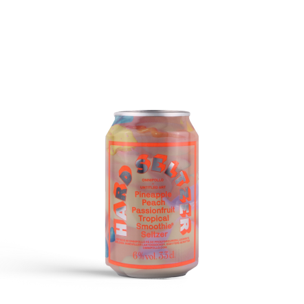 Omnipollo Untitled Arts - Tropical Smoothie Seltzer