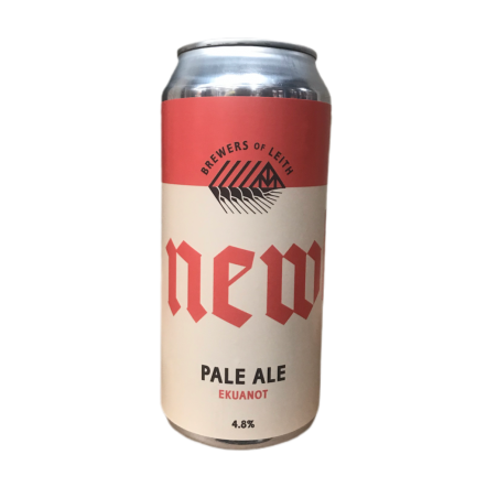 Newbarns Pale Ale - Ekuanot