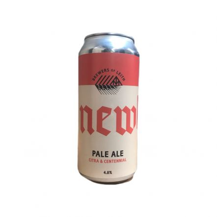 Newbarns Pale Ale Citra & Centennial