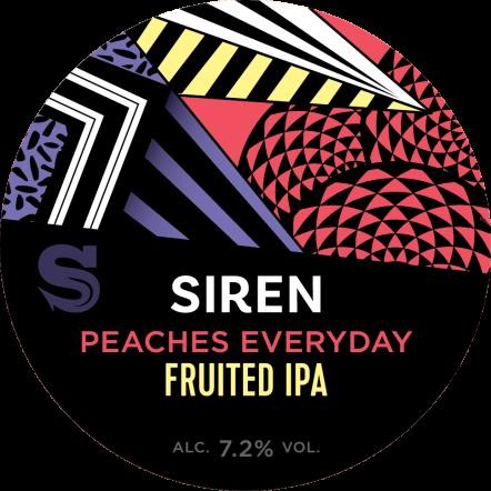 Siren Peaches Every Day