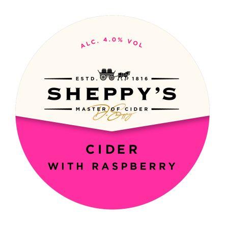 Sheppy's Cider Raspberry Cider