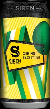 Siren Sports Ball