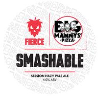Fierce Smashable Session IPA