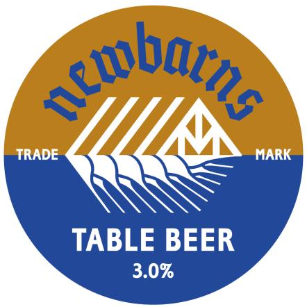 Newbarns Table Beer - Mosaic