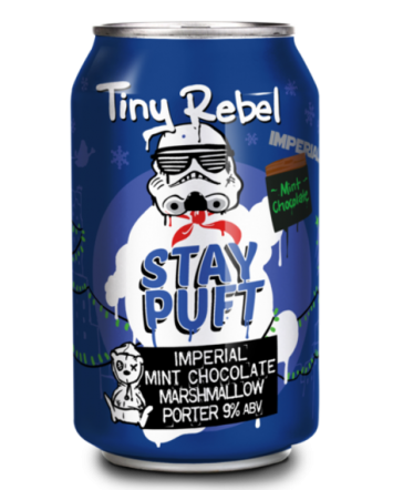 Tiny Rebel Stay Out