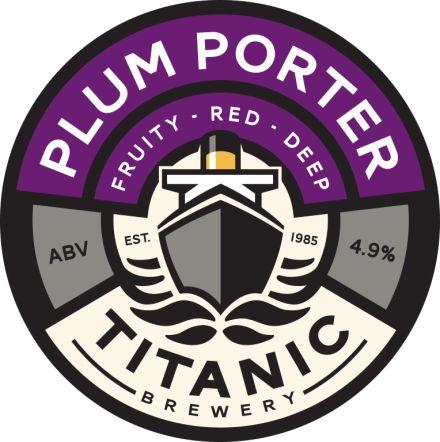 Titanic Plum Porter CASK